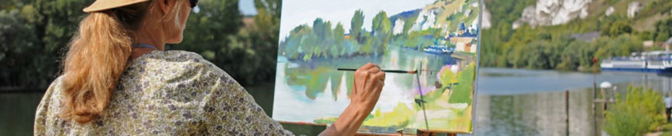 French Plein Air Painters ©