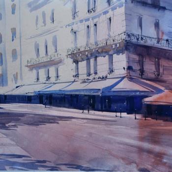 117 Hillkurtz Alex -40x80 - aquarelle